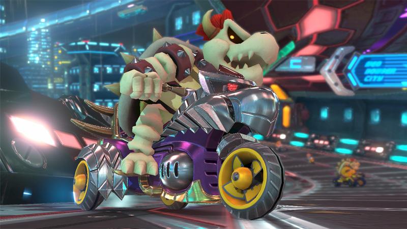 200cc Mario Kart