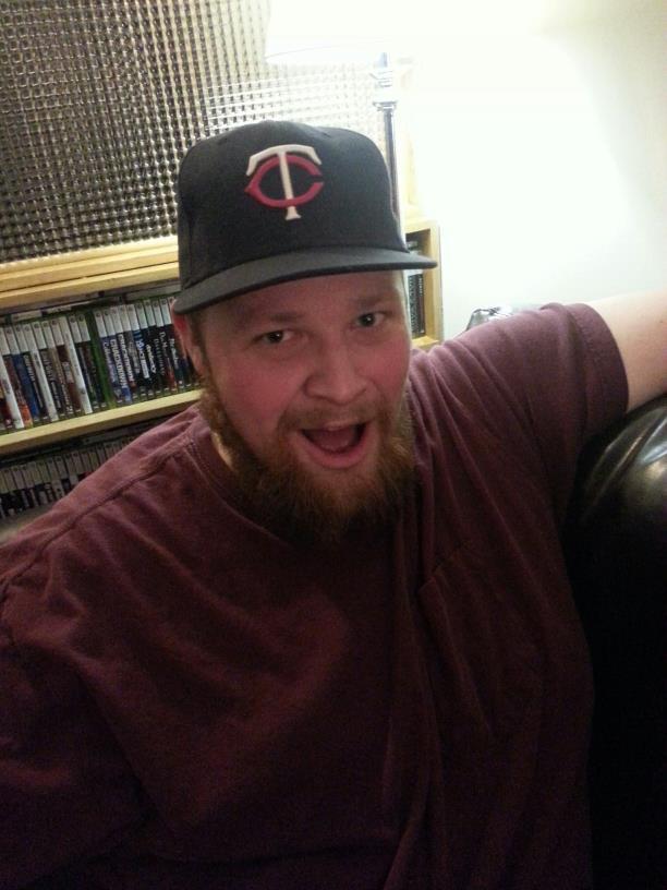 I miss that beard!