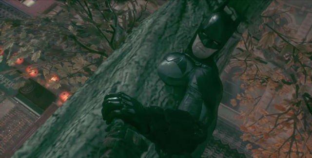 Batman: Arkham Knight glitch