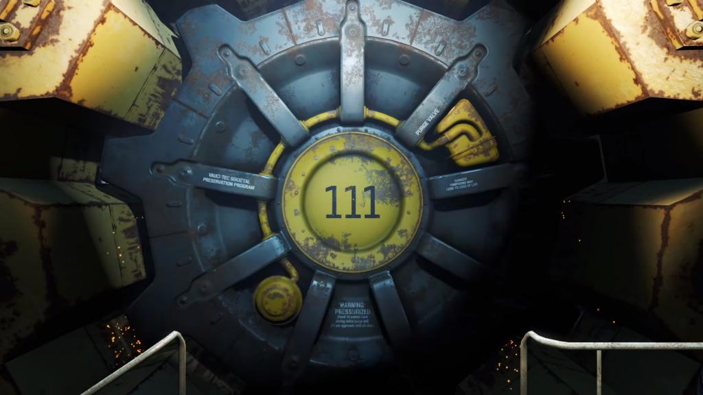 Vault 111.
