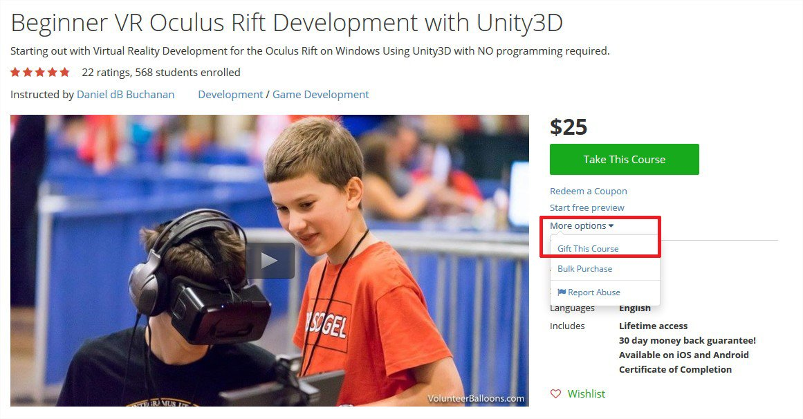 Beginner VR Oculus Rift Development with Unity3D - Mozilla Firefox