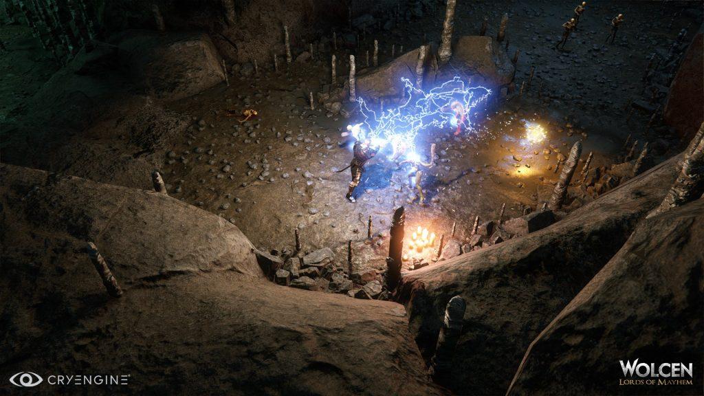 Wolcen_Lords of Mayhem_cave