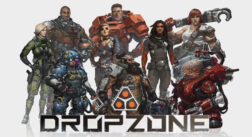 dropzone banner