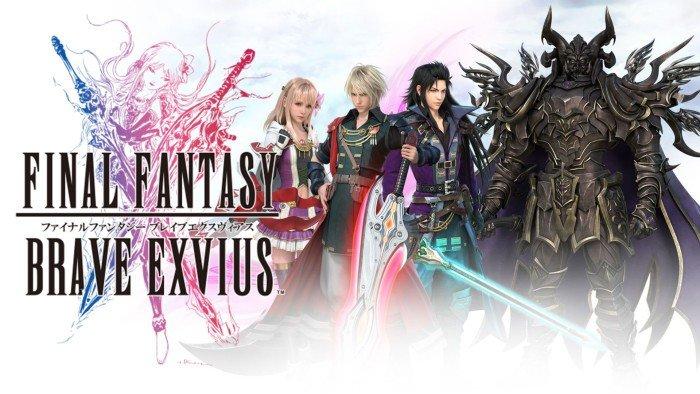 Promotional shot for Final Fantasy: Brave Exvius.