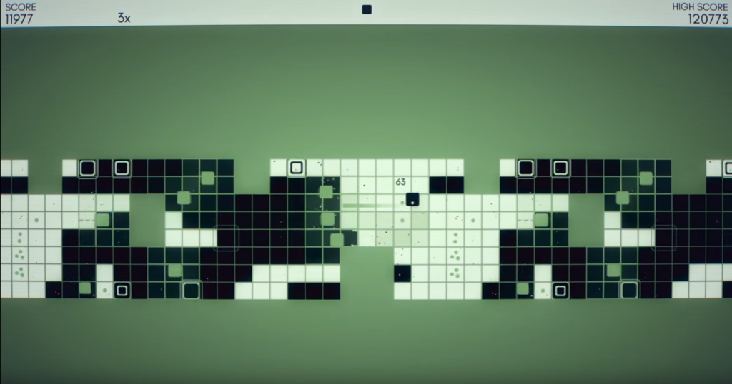 Inversus 1.2 screenshot, with colour!