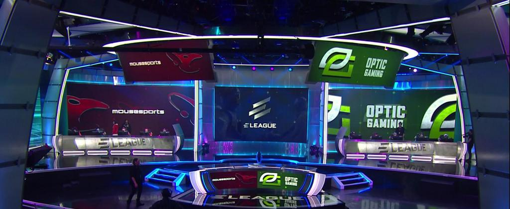 OpTic Gaming vs mousesports