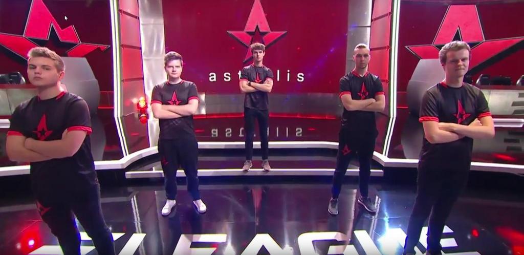 Astralis Team Photo