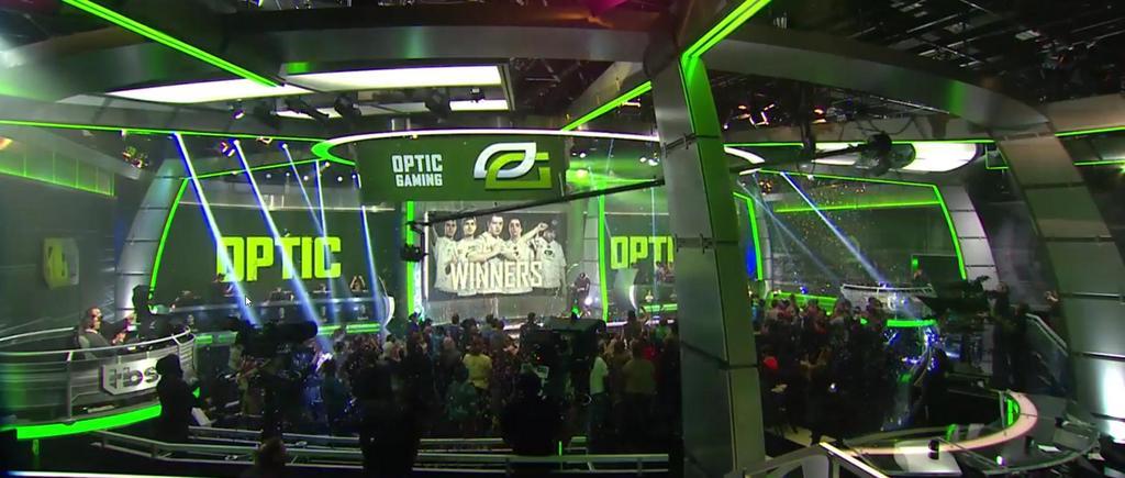 OpTic Gaming vs Astralis