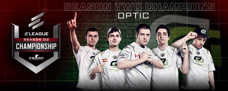 OpTic Wins ELEAGUE Season 2