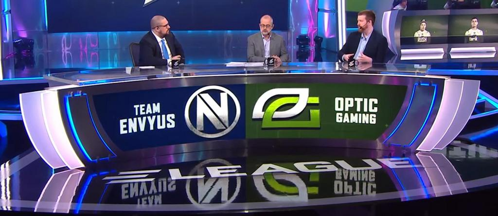 OpTic Gaming vs Team EnVyUs